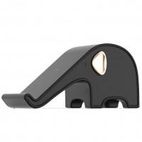 Беспроводное зарядное устройство 3Life Elephant Black