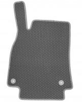 Фото товара 3 - Коврики в салон для Audi A4 '08-15, EVA-полимерные, серые (Kinetic)