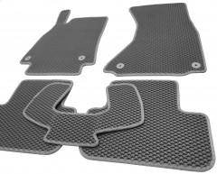 Фото товара 8 - Коврики в салон для Audi A4 '08-15, EVA-полимерные, серые (Kinetic)