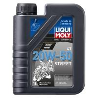 LIQUI MOLY Motorbike 4T 20W-50 Street (1 л.)