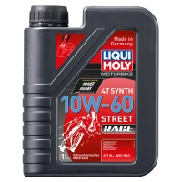 LIQUI MOLY Motorbike 4T Synth 10W-60 Street Race (1 л.)