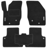 Textile-Pro Коврики в салон для Volvo XC 90 '03-14, текстильные, черные (Стандарт)