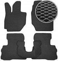 Коврики в салон для Suzuki Jimny '19-, EVA-полимерные, черные (Kinetic)