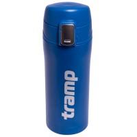 Термос Tramp матовый синий, 350 мл