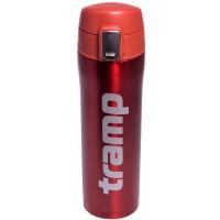 Термос Tramp металлик красный, 450 мл