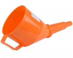 Лейка универсальная разборная, оранжевая