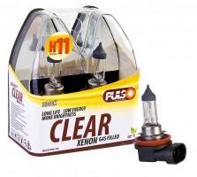 Автомобильные лампочки H11/PGJ19-2 12V 55W