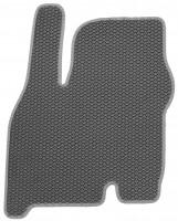 Фото 3 - Коврики в салон для Chevrolet Bolt '16-, EVA-полимерные, серые (Kinetic)
