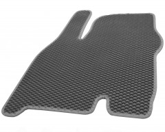 Фото 6 - Коврики в салон для Chevrolet Bolt '16-, EVA-полимерные, серые (Kinetic)
