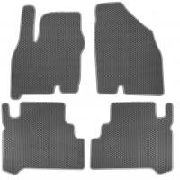 Фото 2 - Коврики в салон для Chevrolet Bolt '16-, EVA-полимерные, серые (Kinetic)
