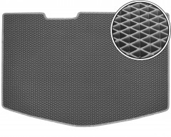 Kinetic Коврик в багажник для Chevrolet Bolt '16- нижний, EVA-полимерный, серый (Kinetic)