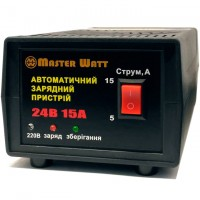 Фото 1 - Зарядное устройство Master Watt 15А 24В