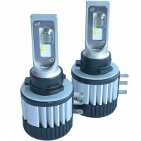 Автомобильные светодиодные лампочки Prime-X серия Z Pro H15 5000K (2шт)