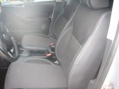 Авточехлы Premium для салона Volkswagen Passat B6 '05-10 седан, серая строчка (MW Brothers)