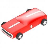 Повербанк 3Life Car Power Bank 6500mAh, красный