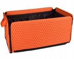 Органайзер-трансформер в багажник EVA-полимерный, оранжевый (Kinetic)
