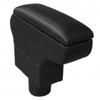 Подлокотник ArmRest откидной для Suzuki Vitara '15- (черный)