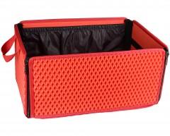 Органайзер-трансформер в багажник EVA-полимерный, красный (Kinetic)