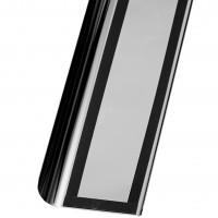 Фото товара 3 - Накладки на внутренние пороги карбон для Peugeot 308 '08-13 (Premium+k)