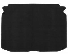 Фото 1 - Коврик в багажник для Mercedes S-class W220 '98-05, текстильный, черный (Optimal)