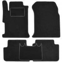 Textile-Pro Коврики в салон для Acura ILX '12-, текстильные, черные (Стандарт)