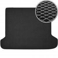 Kinetic Коврик в багажник для Lexus GX 460 '09-17, 5 мест, EVA-полимерный, черный (Kinetic)