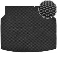 Коврик в багажник для Chery Tiggo 4 '17-, EVA-полимерный, черный (Kinetic)