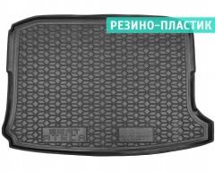 Коврик в багажник для Seat Ateca 2017-, без органайзера, резино-пластиковый (AVTO-Gumm)