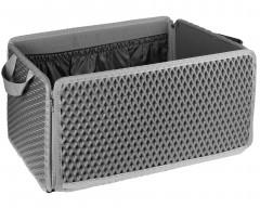 Органайзер-трансформер в багажник EVA-полимерный, серый (Kinetic)