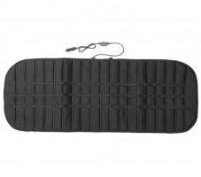Накидка на заднее сиденье с подогревом Elegant 100 603, черная