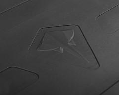 Фото 2 - Коврик в багажник для Mitsubishi Outlander '12- (без органайзера), резиновый (Stingray)