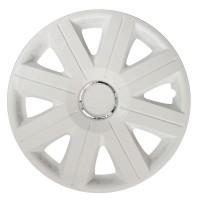 Колпаки на колеса R16 COSMOS RING WHITE (Jestic)