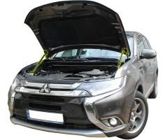 Газовые упоры капота для Mitsubishi Outlander '14-, 2 шт.