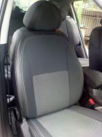 Авточехлы Premium для салона Kia Sportage '10-15 красная строчка (MW Brothers)