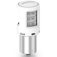 Фото товара 3 - Автомобильная лампочка Narva Range Power LED 18007.2B P21W 12 V 2.7W (Комплект: 2 шт.)