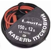 Фото 1 - Провода прикуривания Lavita 193151 150А