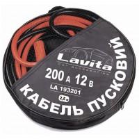 Фото 1 - Провода прикуривания Lavita 193201 200А
