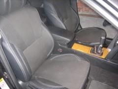 Авточехлы Premium для салона Toyota Camry V40 '06-11 красная строчка, с деленой спинкой (MW Brothers)
