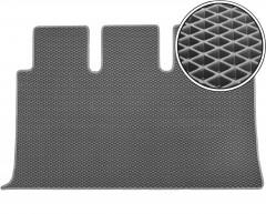 Kinetic Коврик в багажник для Mercedes Vito / Viano '03-13, EVA-полимерный, серый (Kinetic)