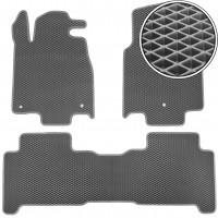 Kinetic Коврики в салон для Acura MDX '06-13, EVA-полимерные, серые (Kinetic)