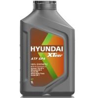 Масло трансмиссионное HYUNDAI XTeer ATF SP-4 (1011006) 1л