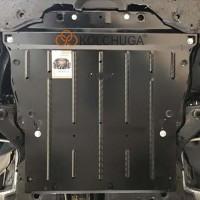 Фото товара 2 - Защита двигателя и КПП для Toyota RAV4 2019- HYBRID, V-2,0і; 2,5і (Кольчуга) Zipoflex