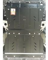Фото 2 - Защита двигателя и КПП для Chevrolet Bolt '16-, 60 кВт, АКПП (Кольчуга) Zipoflex