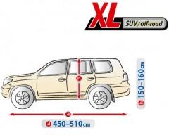 Фото товара 3 - Тент автомобильный для внедорожника Optimal Garage XL (Kegel-Blazusiak)