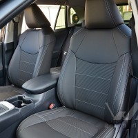 Авточехлы Dynamic для салона Toyota RAV4 '19-, бензин. (MW Brothers)