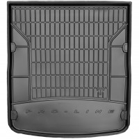 Frogum Коврик в багажник для Audi A6 (C7) '11-18 Универсал, резиновый, черный (Frogum)