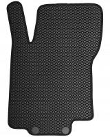 Фото товара 3 - Коврики в салон для Nissan Rogue Sport '17-, EVA-полимерные, черные (Kinetic)