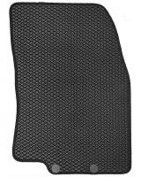Фото товара 4 - Коврики в салон для Nissan Rogue Sport '17-, EVA-полимерные, черные (Kinetic)