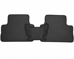 Фото товара 5 - Коврики в салон для Nissan Rogue Sport '17-, EVA-полимерные, черные (Kinetic)
