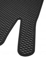 Фото товара 7 - Коврики в салон для Nissan Rogue Sport '17-, EVA-полимерные, черные (Kinetic)